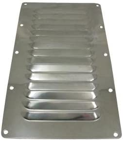 Stainless Steel Boat Louvered Vent