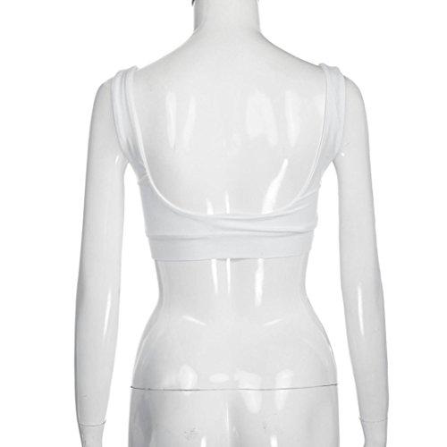 139fceb8abc53 FAMILIZO Mujeres Tank Tops Camisetas De Verano Sin Mangas Camiseta Sin  Mangas Chaleco Deportivo Blusa Superior
