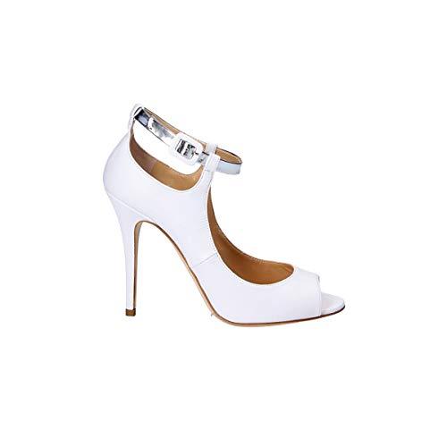 The Women's Seller Pumps S5618white Leather White rWrq4xn