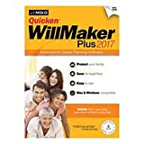 Quicken(R) WillMaker Plus 2017, Traditional Disc