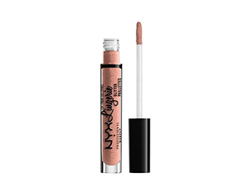 NYX Professional Makeup Lip Lingerie Glitter Shy 0.11 fl oz,