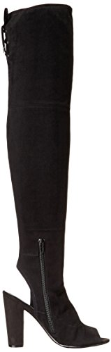 Women's Riding Guess Black Boot Galle q1nzw1dX6