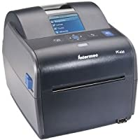 Intermec PC43d Direct Thermal Printer - Monochrome - Desktop - Label Print - 4.20 Print Width - 6 in/s Mono - 300 dpi - 128 MB - USB - LCD - 4.70 - 35 - PC43DA00100301