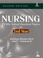 Nursing PB BSc Solved Question Papers for 2nd Year pdf