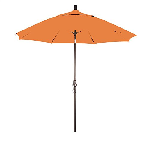 Phat Tommy 9 Ft Aluminum Outdoor Patio Market Umbrella – Outdoor Living & Shade, Tuscan