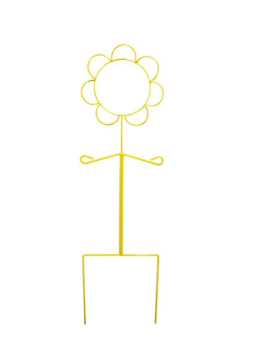 Glamos Wire Products Glamos 98001 Happy Sunflower, Yellow