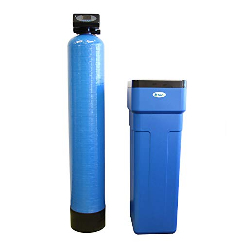 (Tier1 48,000 Grain High Efficiency Digital Water Softener for Hard Water)