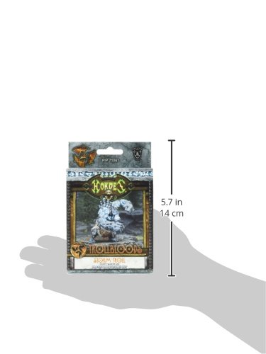 Privateer Press - Hordes - Trollblood: Storm Troll (Plastic) Model Kit 5