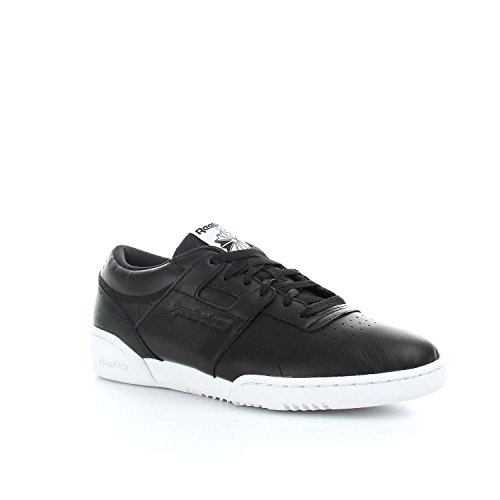 Reebok BS9830 Lo Workout ID Noir Clean Basket z0xzqrw8R