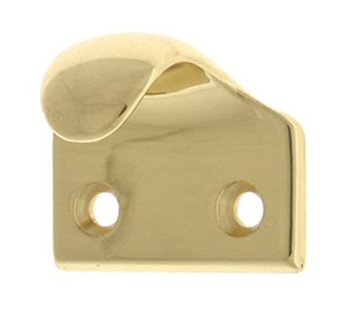 Polished Brass Sash Lift - 2