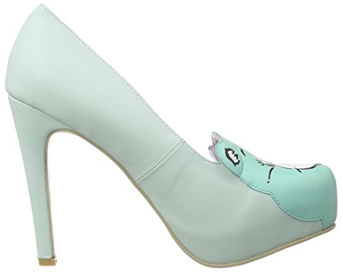 Fist Pumps Care Iron Mint Platform Bears Grün Damen Stare Plateau TvHSwFvq