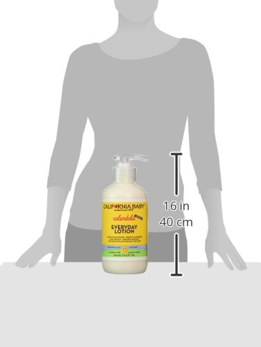 California Baby Calendula Everyday Moisturizing Lotion - 6.5 oz