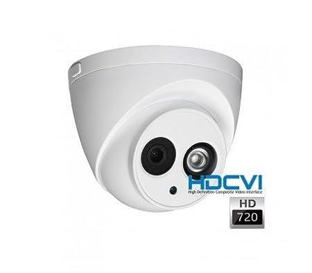 HD-CVI - Sistema de Video Vigilancia HDCVI con 4 Cámaras cúpula - kit-d23 - 4 x 3319 - Disco duro de 500 GB: Amazon.es: Bricolaje y herramientas