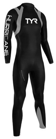 TYR Sport Men's Category 1 Hurricane - Wet Triathalon Suit
