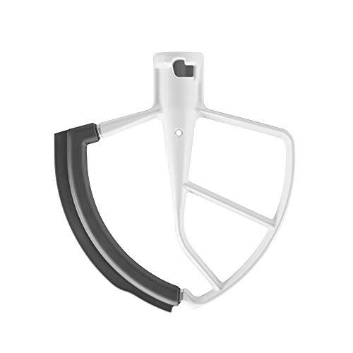 VideoPUP Leaf-shaped Stirring Head Fit for KitchenAid 5.5 QT and 6 Quart Bowls Bowl-Lift Stand Mixer Flour Stirring Head Flex Edge Beater Mixer Parts Accessories