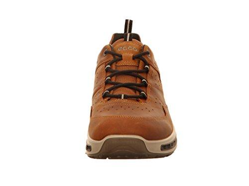 ECCO Cool Walk, Scarpe da Ginnastica Basse Uomo Marrone (Amber 2112)
