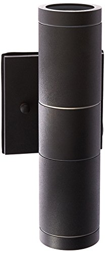 Artcraft Lighting Nuevo Outdoor Wall Sconce, Black