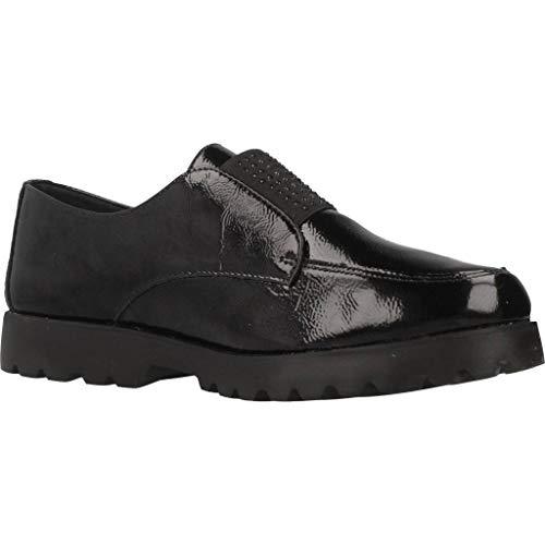 Modelo Color negro Para Mujer Zapatos 24 23757 Negro Marca Horas Negro Horas Mujer qRwFa0