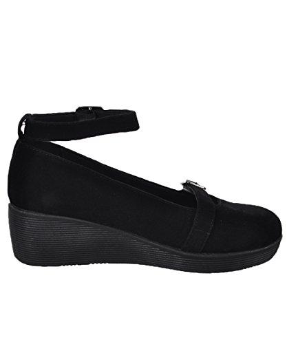 Girls' Rachel Delaney Shoes Velvet Platform Black w0qH50xC