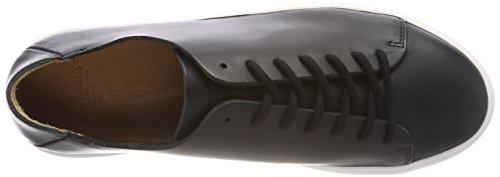 Royal RepubliQ Herren Doric Unbound Derby Shoe Sneaker Schwarz (Black 01)