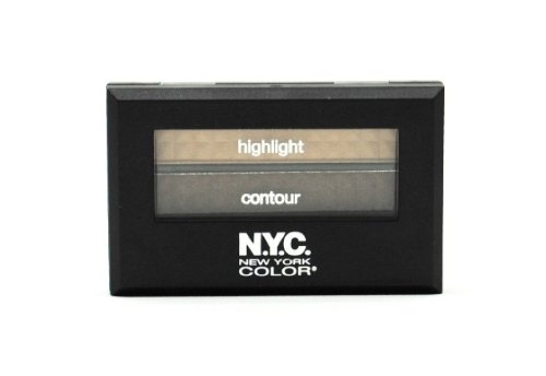 NYC New York Color City Duet Eyeshadow City Duet #810A Eastside Brownstone