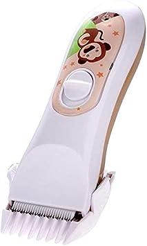 XDHN Aspirador De Mano Inalámbrico Kit De Corte De Pelo Recortador De Vacío Recortador De Cabello para Niños Cabello Recargable, Ipx7 Impermeable USB Recargable
