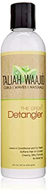 Taliah Waajid Curls, Waves & Naturals The Great Detangler