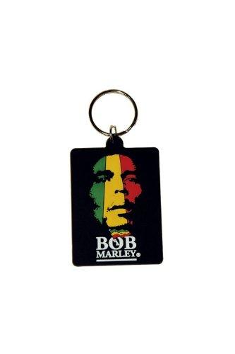 Amazon.com: Pyramid Posters de Bob Marley Cara Llavero de ...