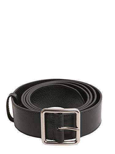 Alexander Mcqueen Belt - Alexander Mcqueen Women's 4926271Ac0y1000 Black Leather Belt