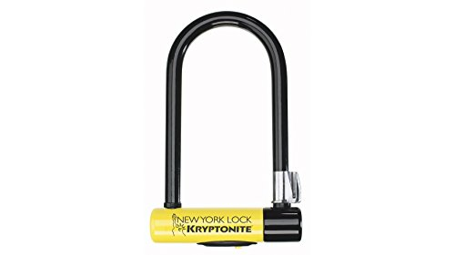 Kryptonite New-U New York Standard Heavy Duty Bicycle U Lock Bike Lock ()