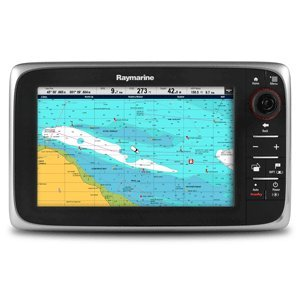 Raymarine c97 9-Inch Multi-Function Display/Fishfinder with Lighthouse US Coastal Charts by Raymarine