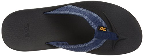 Pictures of Teva Men's M Azure Flip Sandal Feliz Navy 10 M US 1015125 2