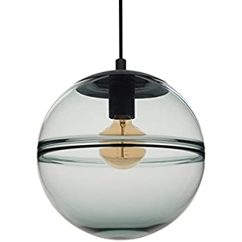 Casamotion optic contemporary hand blown glass pendant light casamotion unique optic contemporary hand blown glass pendant light ceiling hanging lighting fixtures light aloadofball Images