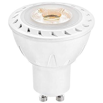 LEDANDO GU10 COB LED Strahler 7W - warmweiß - 530lm - Reflektor ...
