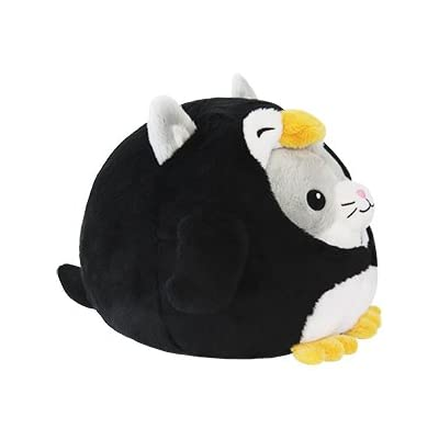Squishable / Undercover Kitty in Penguin - 7