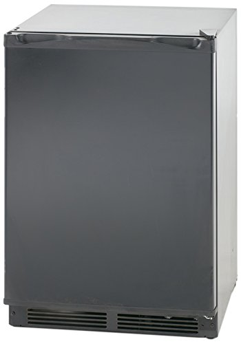 Undercounter Avanti Refrigerator (Avanti RM52T1BB 5.2 cu. ft. Counterhigh Refrigerator, Black)