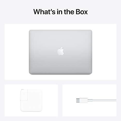 2020 Apple MacBook Air with Apple M1 Chip (13-inch, 8GB RAM, 512GB SSD Storage) - Silver
