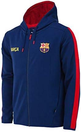 Fc Barcelone Sudadera con Capucha Barca - Colección Oficial Talla ...
