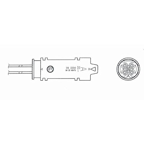 NGK 1398 Lambda Sensors: