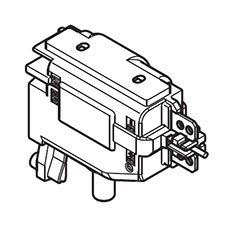 Makita 650666-2 Switch