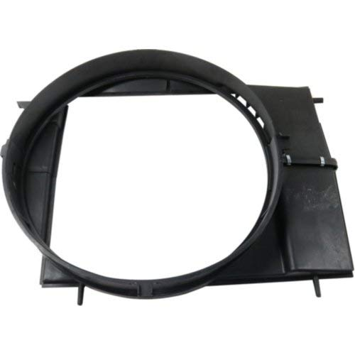 2012 Shroud - Fan Shroud Compatible with CHEVROLET COLORADO/CANYON 2004-2012 / I-350/I-370 2006-2008 3.5L/3.7L Engine