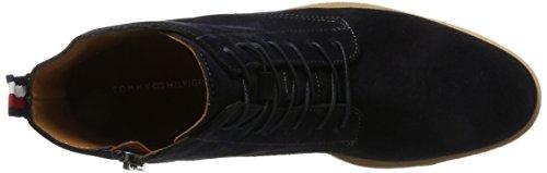 Tommy Hilfiger Herren W2285illiam 3b Chukka Boots Blau (Midnight Fm0Fm01018/403)