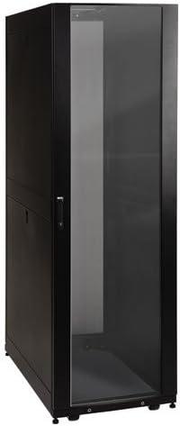 Tripp Lite SR42UBG Premium Rack Enclosure Server Cabinet with Plexiglass Front Door