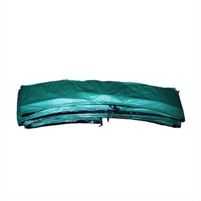"JumpKing PAD13-10G 13' Green 10"" Wide Safety Pad : Trampoline Parts And Accessories : Sports & Outdoors"