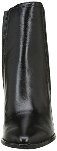 Geneva Ankle Black Women's Bronx Boots 01 Black 6qw56E0