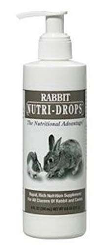 Bovidr Nutri-Drops for Rabbit & Cavy (4oz