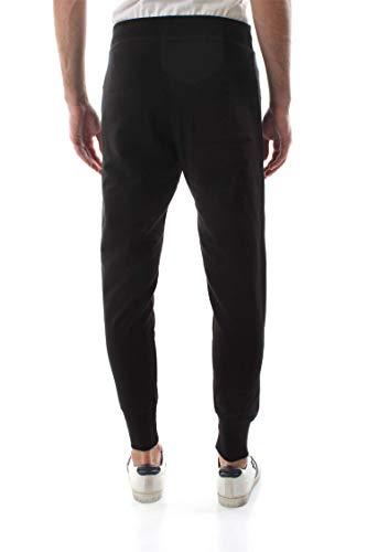Nero Converse Pant Slim 10008895 Uomo Fleece Pantalone Loungewear nk8O0wPX