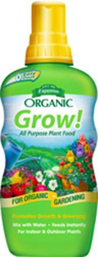 Espoma GR24 2-2-2 Organic Grow, 24 oz Fertilizer, - Fertilizer Organic Liquid