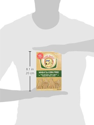 Bark Bars Wheat Corn Free Pet Treat, 12-Ounce