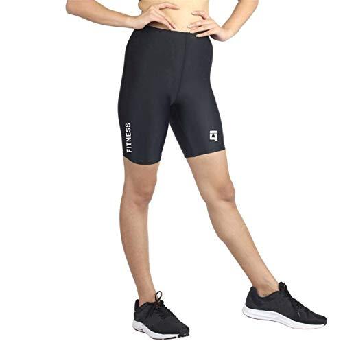 Quada Compression Men's Shorts Tights (Nylon) Skins for Gym, Running, Cycling, Swimming, Basketball, Cricket, Yoga, Football, Tennis, Badminton & More Price & Reviews